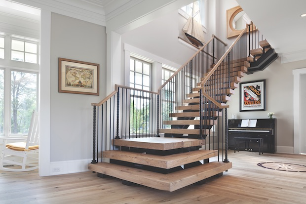 Staircase_with_reclaimed_wood_treads
