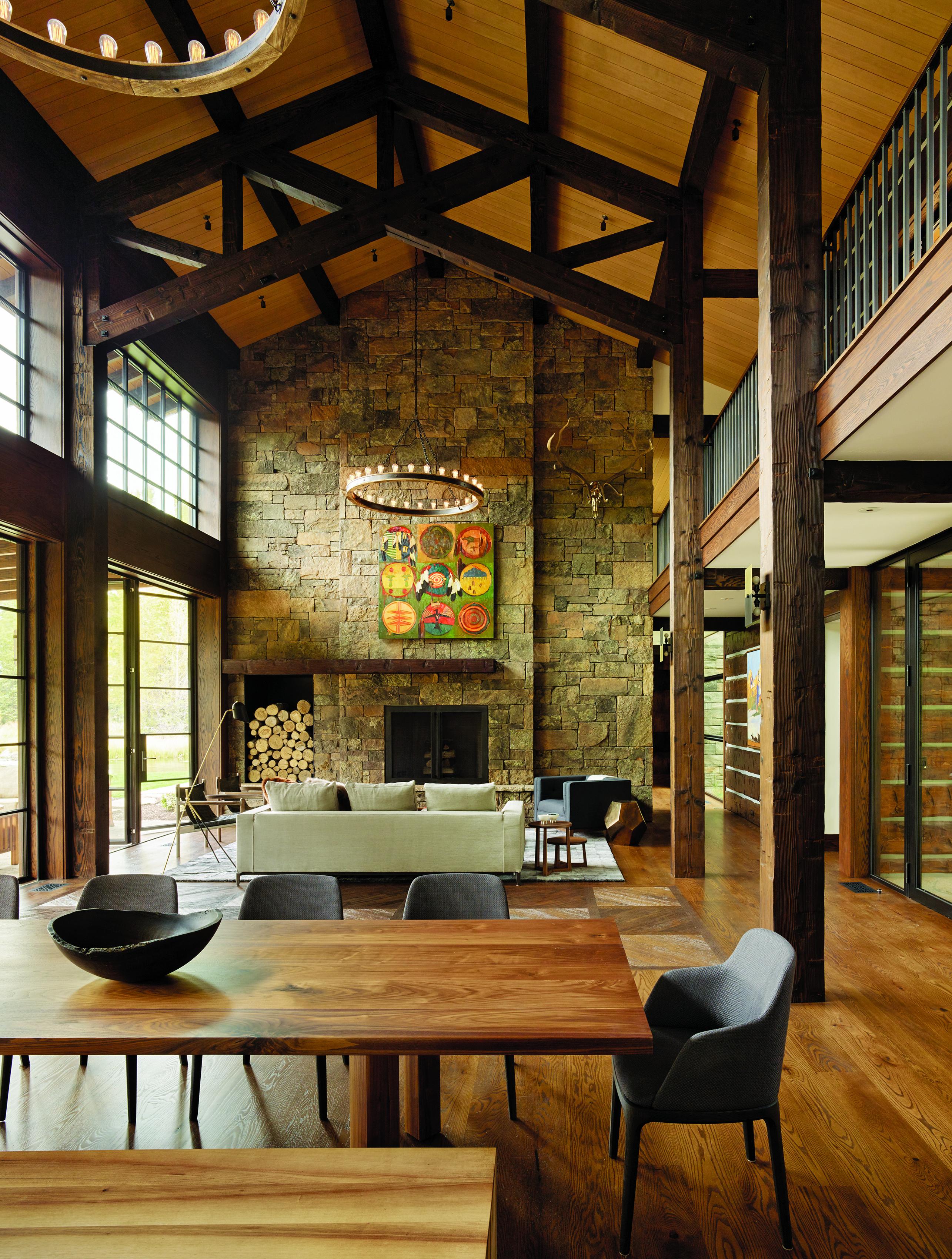 Jackson Hole Living Room