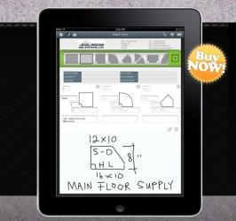 Contractor Forms HD, tablet app