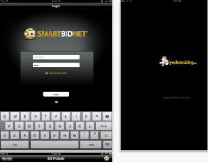 SmartBidNet, ipad apps for home builders, ipad apps for remodelers, ipad apps fo