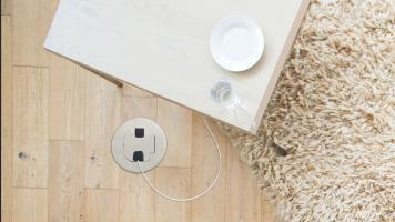 Legrand Wiremold floor charger