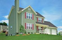 CertainTeed Encore vinyl siding