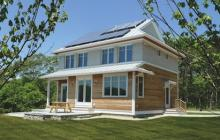 Valle Group builds Passive House-certified home in New England
