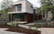 Smart Home exhibit which uses Warmboard radiant heat