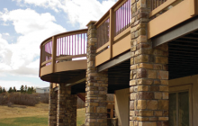 Trex Elevations, steel deck framing, deck systems, 101 best new products