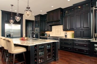 11 kitchen and bath design trends for 2011 & 11 kitchen and bath design trends for 2011 | Custom Builder
