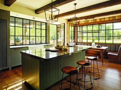 Jackson Hole Kitchen