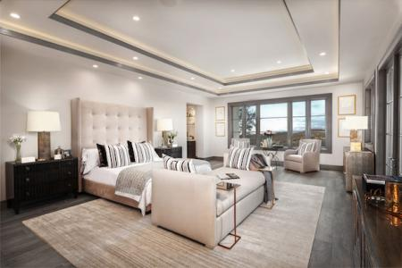Master Suite designed by Shanna Kerr