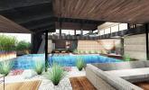 New American Remodel 2019 pool area