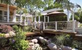 Remodeler Larry Rych's backyard oasis
